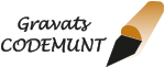 Gravats Codemunt Logo